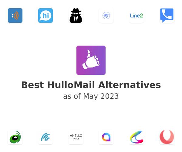 Best HulloMail Alternatives