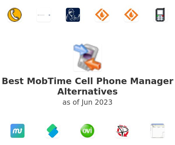 Best MobTime Cell Phone Manager Alternatives