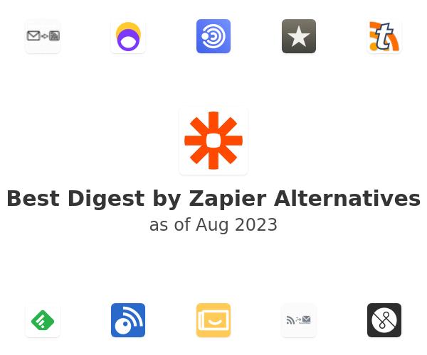 Best Digest by Zapier Alternatives