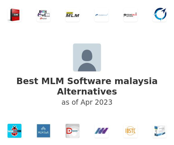 Best MLM Software malaysia Alternatives