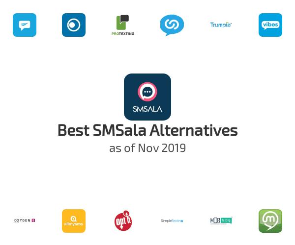 Best SMSala Alternatives