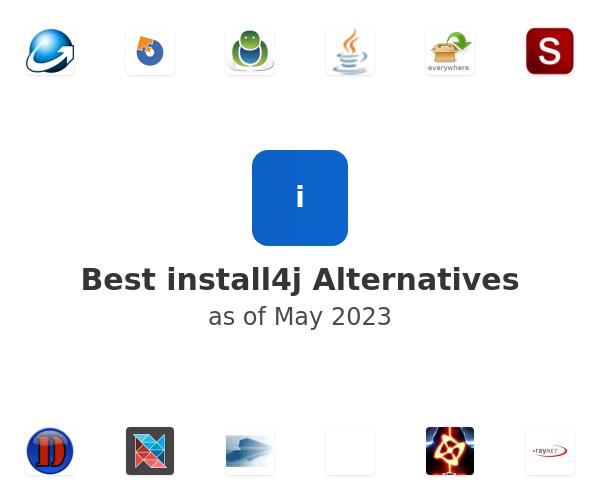 Best install4j Alternatives