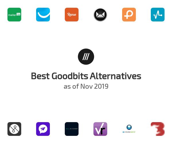 Best Goodbits Alternatives