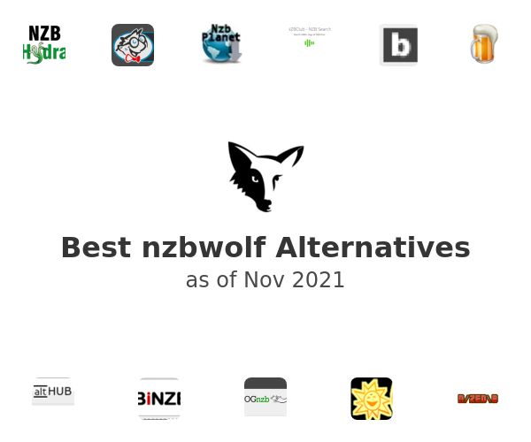 Best nzbwolf Alternatives
