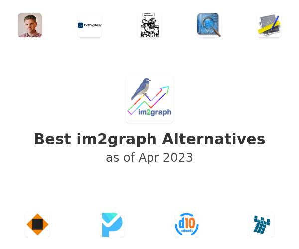 Best im2graph Alternatives