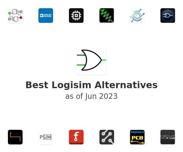 Best Logisim Alternatives