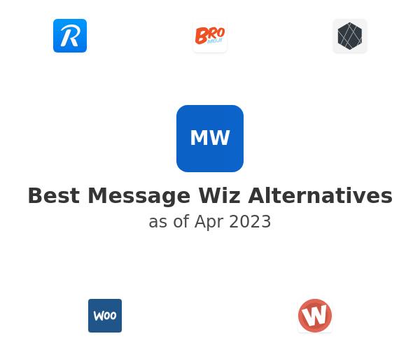 Best Message Wiz Alternatives