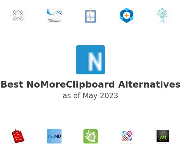 Best NoMoreClipboard Alternatives