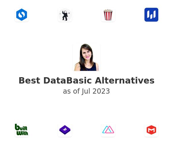 Best DataBasic Alternatives