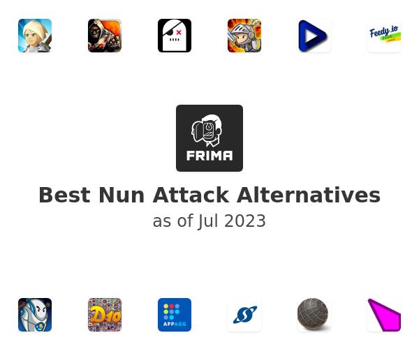 Best Nun Attack Alternatives