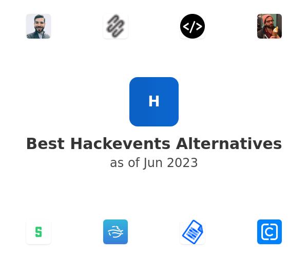 Best Hackevents Alternatives