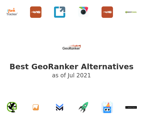 Best GeoRanker Alternatives