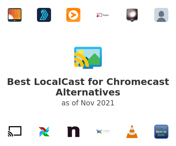 Best LocalCast for Chromecast Alternatives