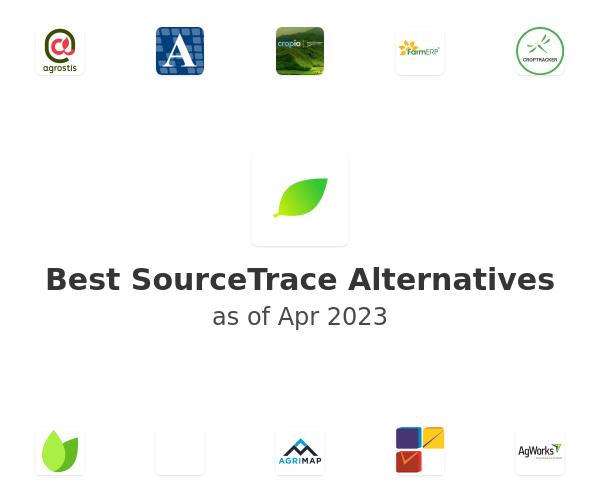 Best SourceTrace Alternatives