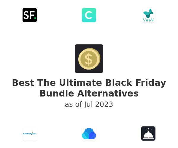 Best The Ultimate Black Friday Bundle Alternatives