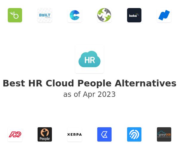 Best HR Cloud People Alternatives