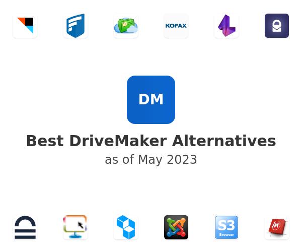 Best DriveMaker Alternatives