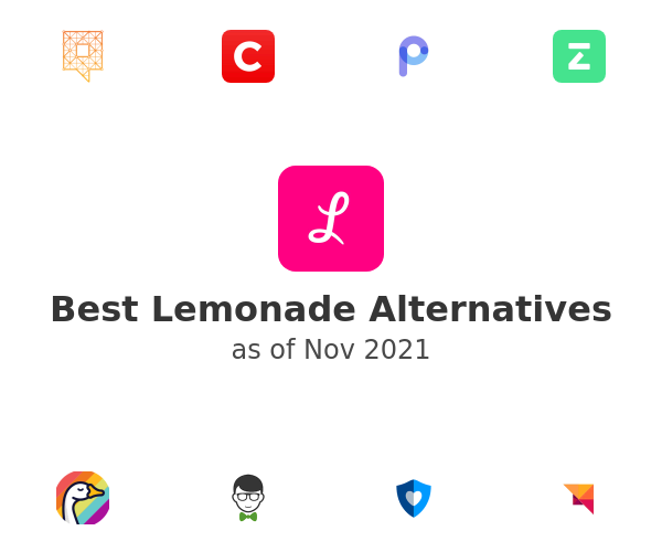 Best Lemonade Alternatives