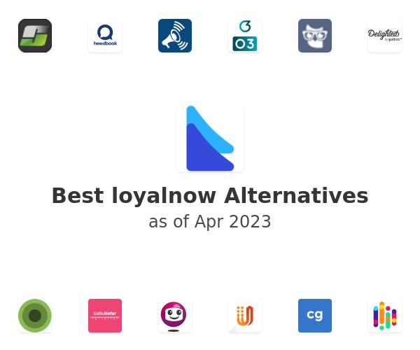 Best loyalnow Alternatives