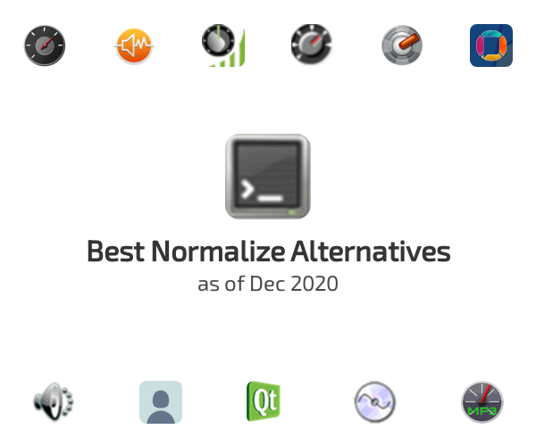 Best Normalize Alternatives