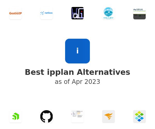 Best ipplan Alternatives