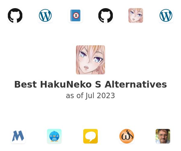 Best HakuNeko S Alternatives