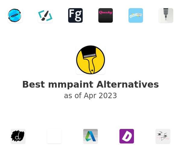Best mmpaint Alternatives