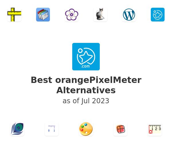 Best orangePixelMeter Alternatives