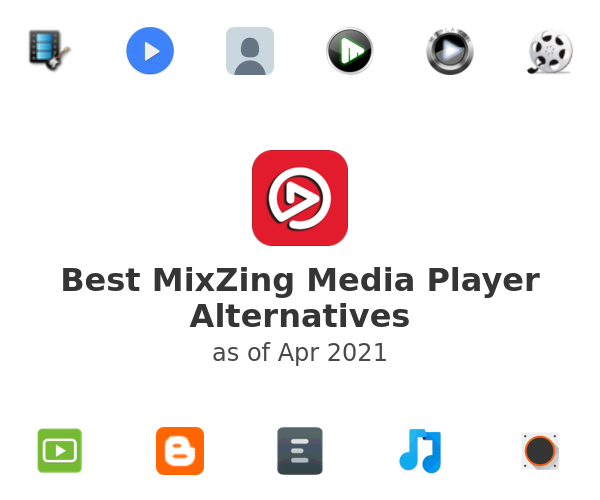 Best MixZing Media Player Alternatives