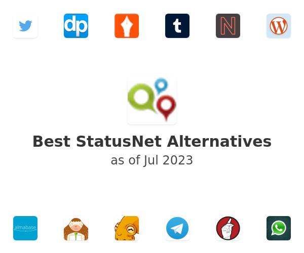 Best StatusNet Alternatives