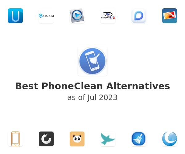 Best PhoneClean Alternatives