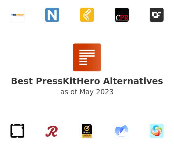Best PressKitHero Alternatives
