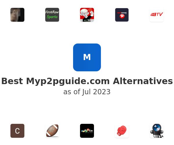 Best Myp2pguide.com Alternatives