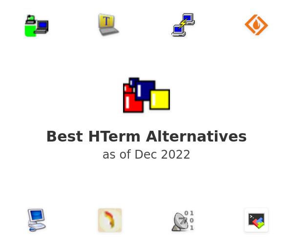 Best HTerm Alternatives