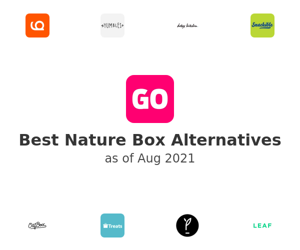 Best Nature Box Alternatives