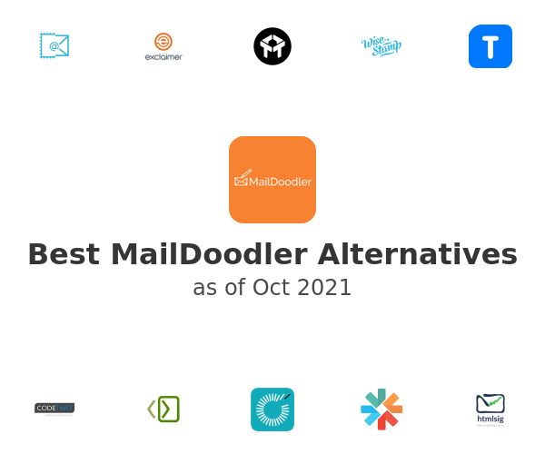 Best MailDoodler Alternatives