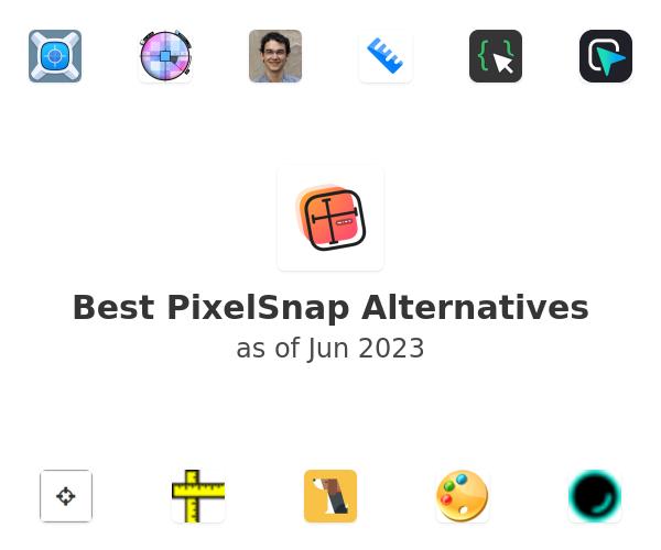 Best PixelSnap Alternatives
