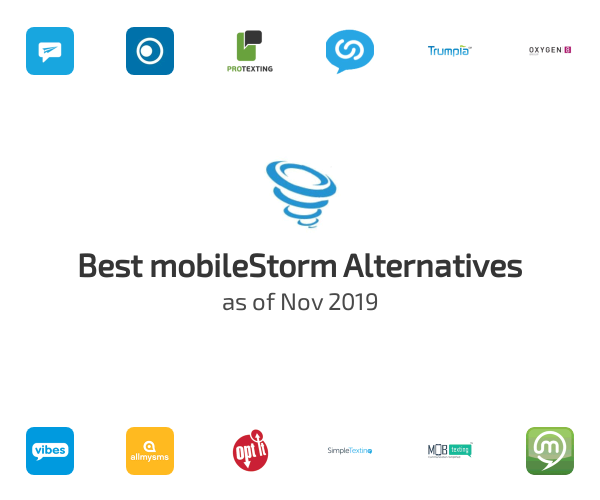 Best mobileStorm Alternatives