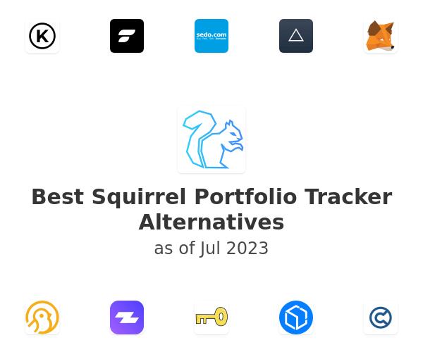 Best Squirrel Portfolio Tracker Alternatives