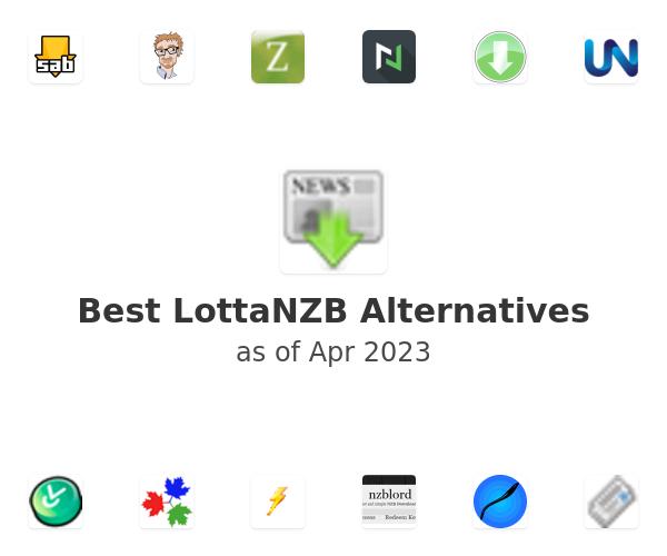 Best LottaNZB Alternatives