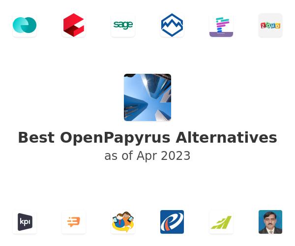 Best OpenPapyrus Alternatives