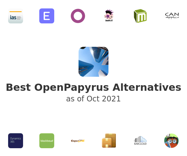 Best OpenPapyrus Alternatives