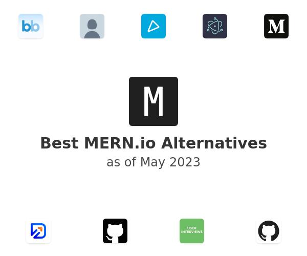 Best MERN Alternatives