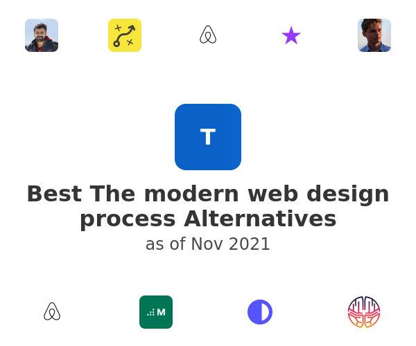 Best The modern web design process Alternatives