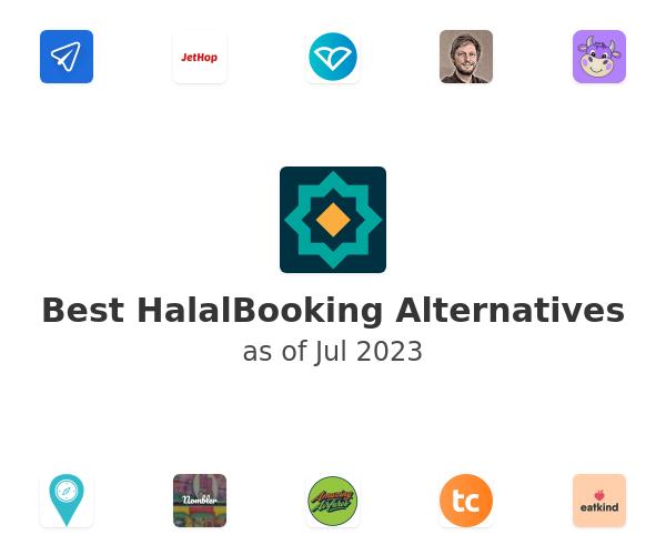 Best HalalBooking Alternatives
