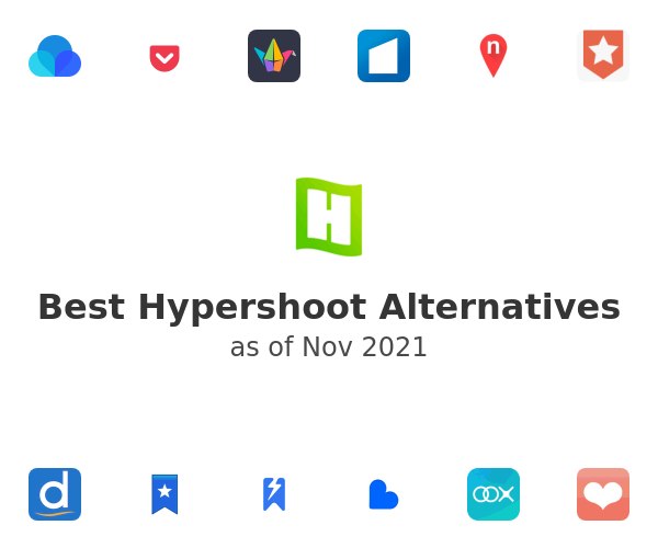 Best Hypershoot Alternatives