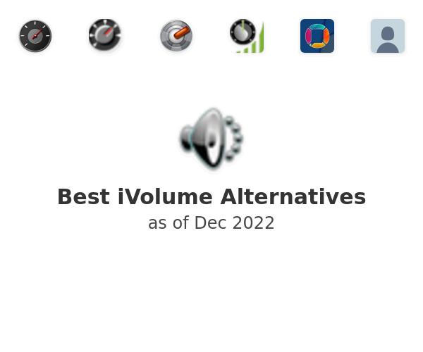 Best iVolume Alternatives