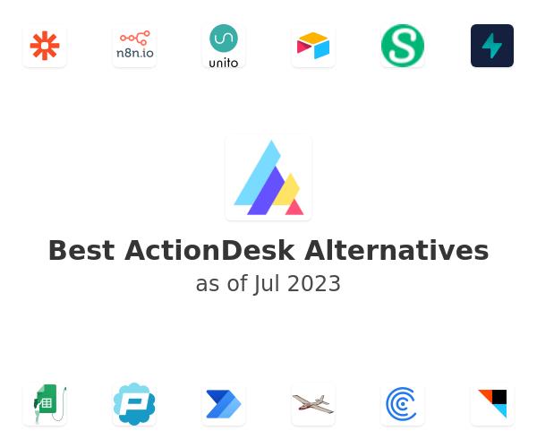Best ActionDesk Alternatives