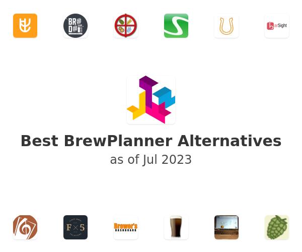 Best BrewPlanner Alternatives