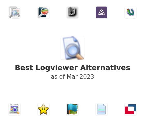 Best Logviewer Alternatives